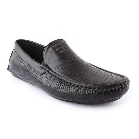 Boys Loafer Shoes 3377 - Black - test-store-for-chase-value