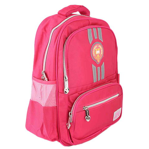Kids School Bag (15025) - Dark Pink