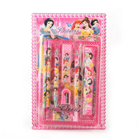 Princess Stationery Set - Pink - test-store-for-chase-value