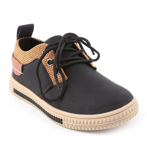 Boys Casual Shoes Y-2636A - Black - test-store-for-chase-value