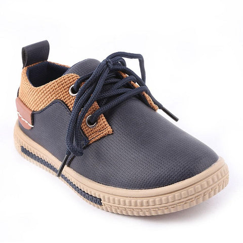 Boys Casual Shoes Y-2636A - Navy Blue - Navy/Blue - test-store-for-chase-value
