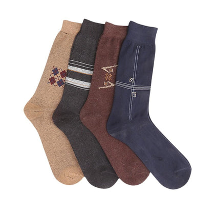 Men's Socks Pack Of 4 - Multi - test-store-for-chase-value