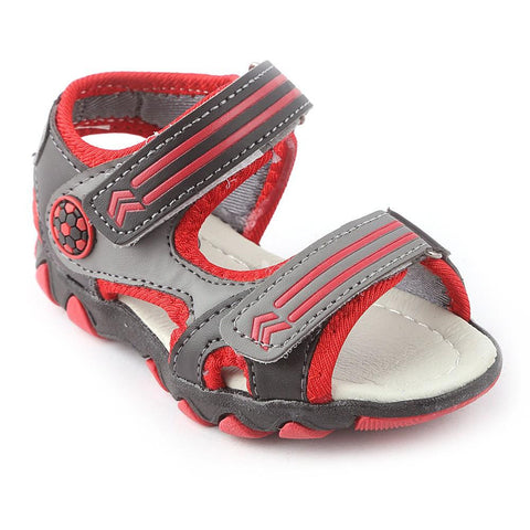Boys Kito Sandals JB068 - Red - test-store-for-chase-value