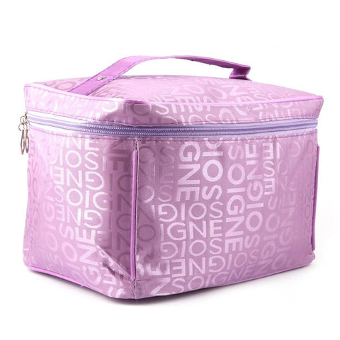 Cosmetic Bag - Purple - test-store-for-chase-value