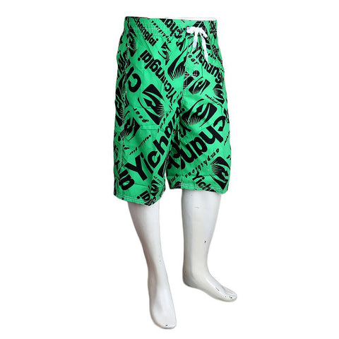 Men's Beach Short - Green - test-store-for-chase-value