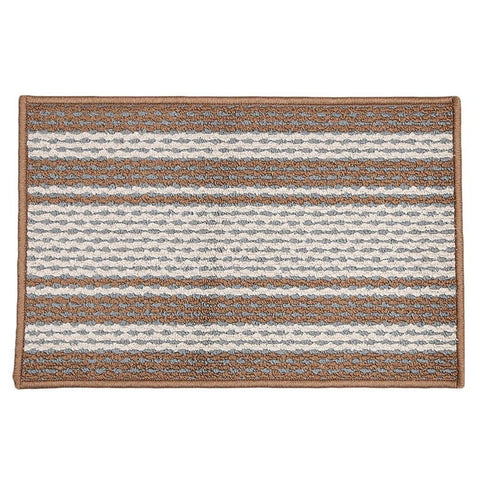 Printed Door Mat 19x29 - Brown - test-store-for-chase-value