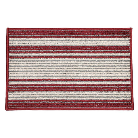 Printed Door Mat 19x29 - Maroon - test-store-for-chase-value
