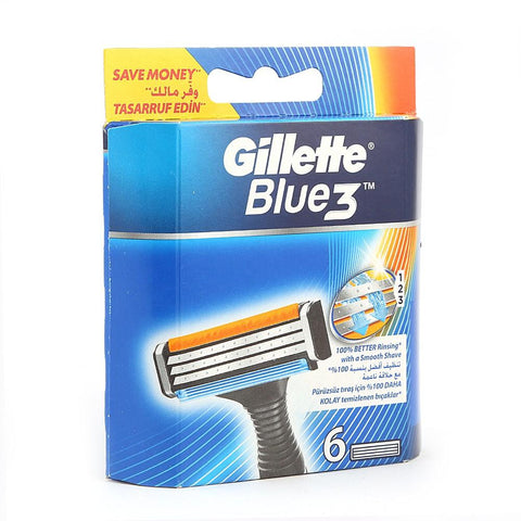 Gillette Blue 3 - test-store-for-chase-value