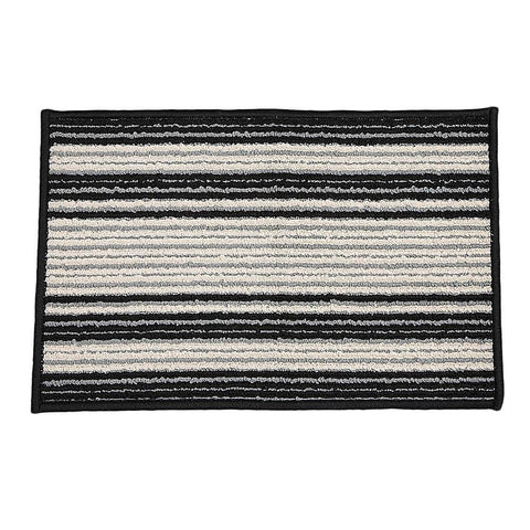 Printed Door Mat 17x27 - Black - test-store-for-chase-value