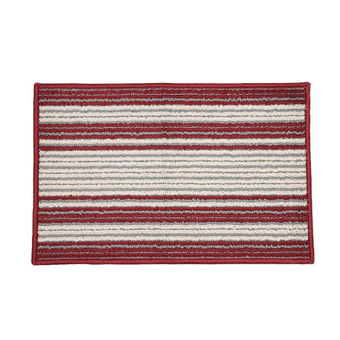 Printed Door Mat 17x27 - Maroon - test-store-for-chase-value