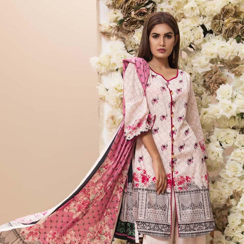 Kalyan Printed Lawn Suit Vol-02 - 02 - test-store-for-chase-value