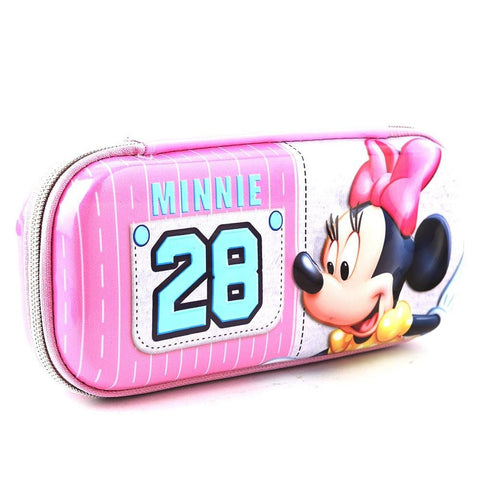 Minnie Mouse Pencil Pouch - Pink - test-store-for-chase-value