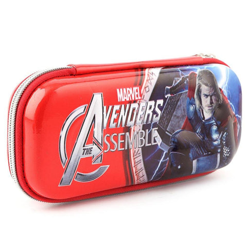 Avengers Pencil Pouch - Red - test-store-for-chase-value