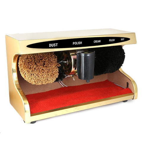 Automatic Shoe Polish Machine - test-store-for-chase-value