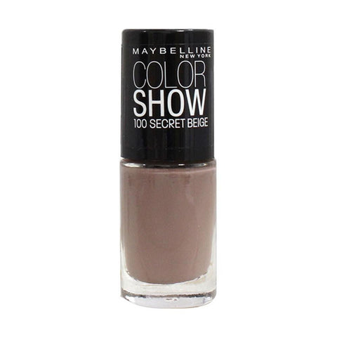 Maybelline Color Show Nail Secret Beig - 100 - test-store-for-chase-value