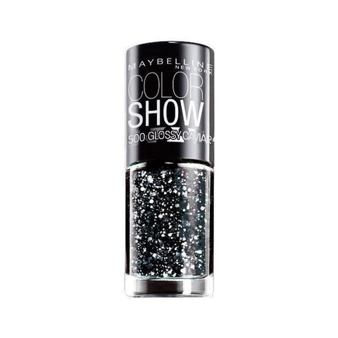 Maybelline Color Show Nail Glossy Caviar - 500 - test-store-for-chase-value