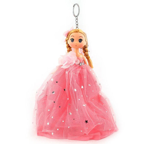 Doll Keychain - Peach - test-store-for-chase-value