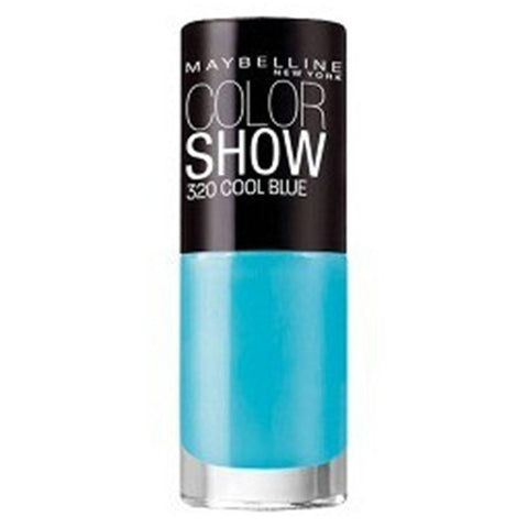 Maybelline Nail Dazzle Cool Blue - 320 - test-store-for-chase-value