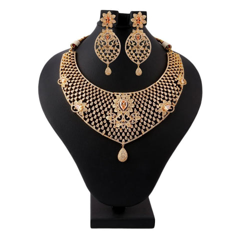 Bridal Jewellery Set For Women - test-store-for-chase-value