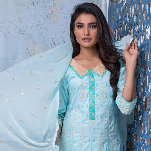 Maira Ahsan Exclusive Designer Embroidered Lawn Suit Vol-04 - 11 - test-store-for-chase-value