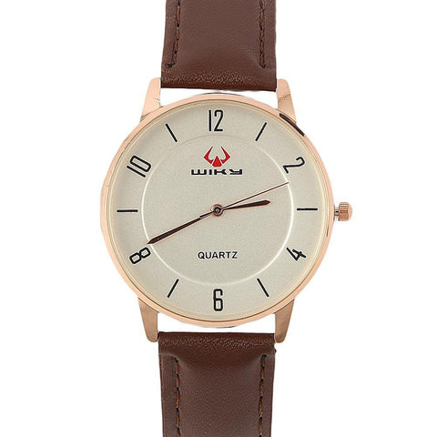 Men's Watch - Coffee - test-store-for-chase-value