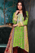 Tawakkal Azure Embroidered Viscose Suit - 3979-A - test-store-for-chase-value