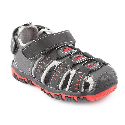 Boys Sandals CVC-02 - Black - test-store-for-chase-value