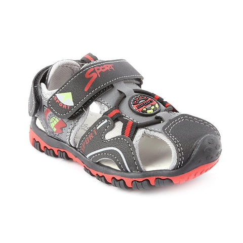 Boys Sandals CVC-05 - Black - test-store-for-chase-value