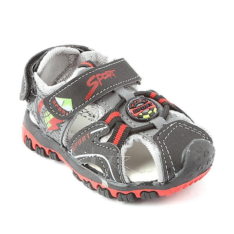 Boys Sandals CVC-5-1 - Black - test-store-for-chase-value