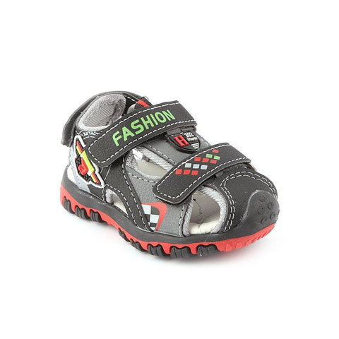 Boys Sandals CVC-1-2 - Black - test-store-for-chase-value