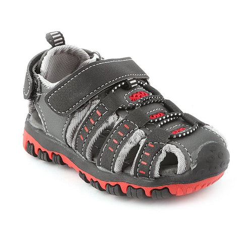 Boys Sandals CVC-2-2 - Black - test-store-for-chase-value