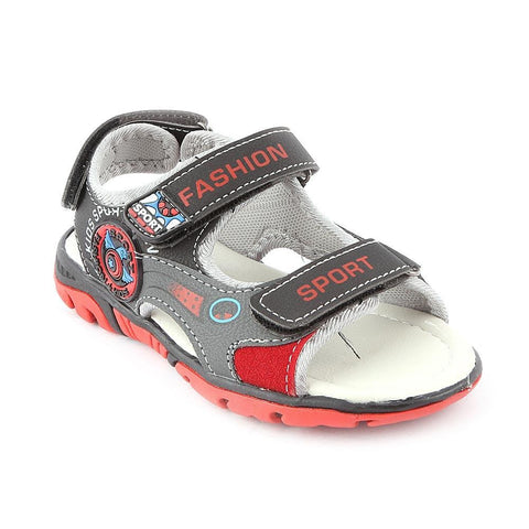 Boys Sandals CVC-3-2 - Black - test-store-for-chase-value