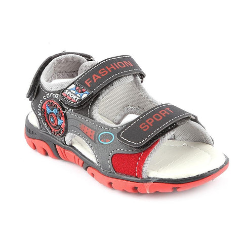 Boys Sandals CVC-3-3 - Black - test-store-for-chase-value