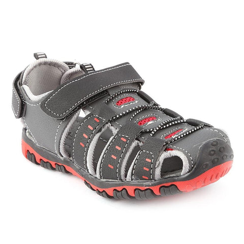 Boys Sandals CVC-2-3 - Black - test-store-for-chase-value