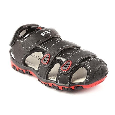 Boys Sandals CVC-6-1 - Black - test-store-for-chase-value