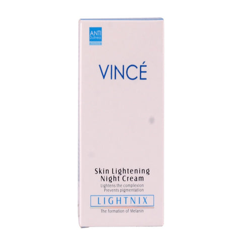 Vince Lightening Night Cream 50ml - test-store-for-chase-value