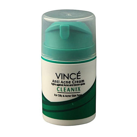 Vince Oil Control Cream 50ml - test-store-for-chase-value
