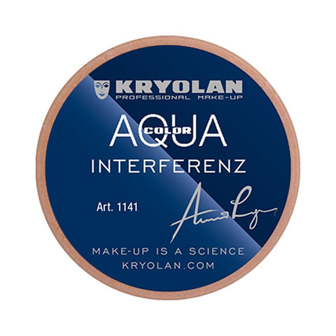 Kryolan Aquacolor Interferenz 8 ml - YR - test-store-for-chase-value