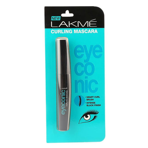 Lakme Eyeconic Lash Curling Mascara Black - 9ml - test-store-for-chase-value