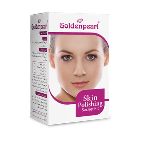 Golden Pearl Skin Polishing Sachet Kit - test-store-for-chase-value