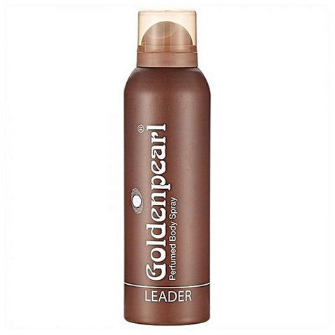 Golden Pearl Leader Body Spray - 200ml - test-store-for-chase-value