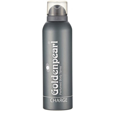 Golden Pearl Charge Body Spray - 200ml - test-store-for-chase-value