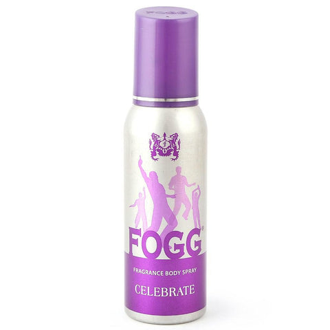 FOGG Celebrate Fragrance Body Spray - 120 Ml - Purple - test-store-for-chase-value