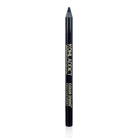 Color Studio Kohl Addict Kajal Pencil - Black - test-store-for-chase-value