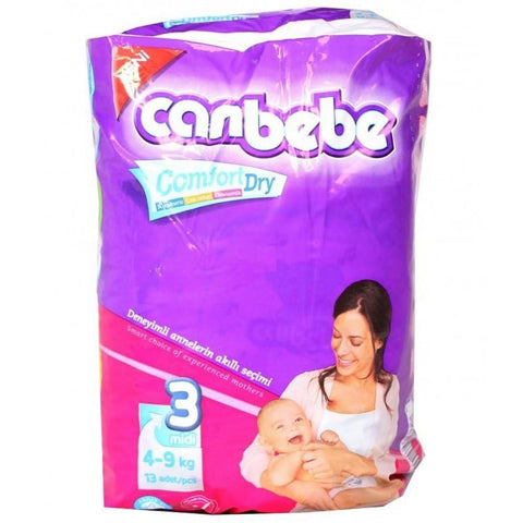 Canbebe Super Midi 36 Pcs (4kg-9kg) - test-store-for-chase-value