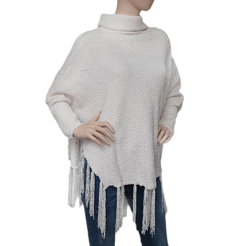 Women's Long Sweater - Fawn - test-store-for-chase-value
