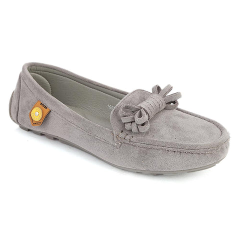 Women's Casual Shoes (1695-1) - Grey