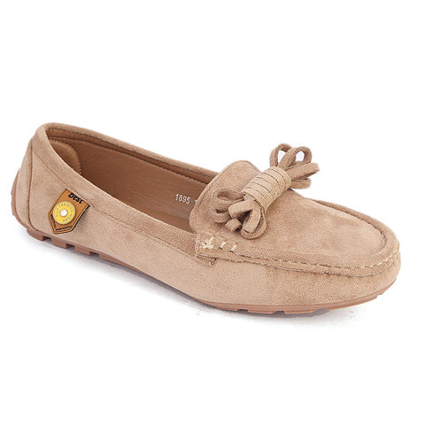 Women's Casual Shoes (1695-1) - Beige