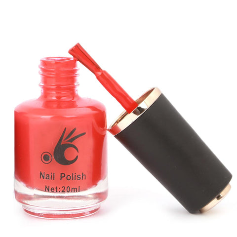Peel Off Nail Polish (2 Shades) - 20 ML
