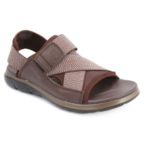 Men's Sandal (17092) - Brown